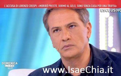 Domenica Live - Lorenzo Crespi
