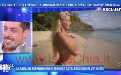 Francesca Cipriani - Domenica Live