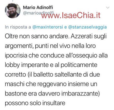 Instagram - Adinolfi
