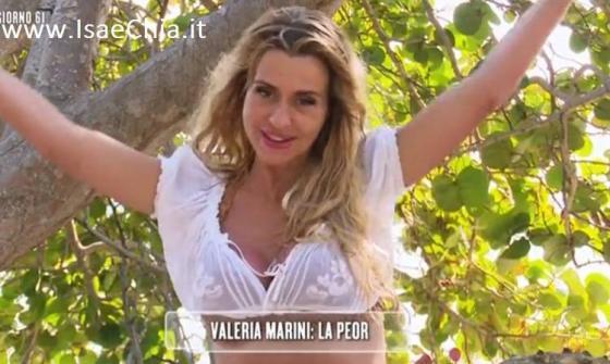 Isola 13 - Valeria Marini