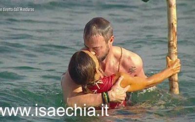 L'Isola dei Famosi 13 - Alessia Mancini e Flavio Montrucchio