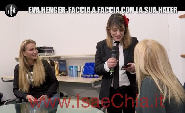 Isola dei Famosi: scontro in diretta fra Alessia Marcuzzi ed Eva Henger