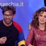 Trono classico - Gianni Sperti e Sara Affi Fella