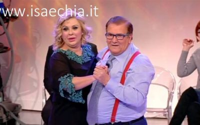 Trono over - Tina Cipollari e Domenico