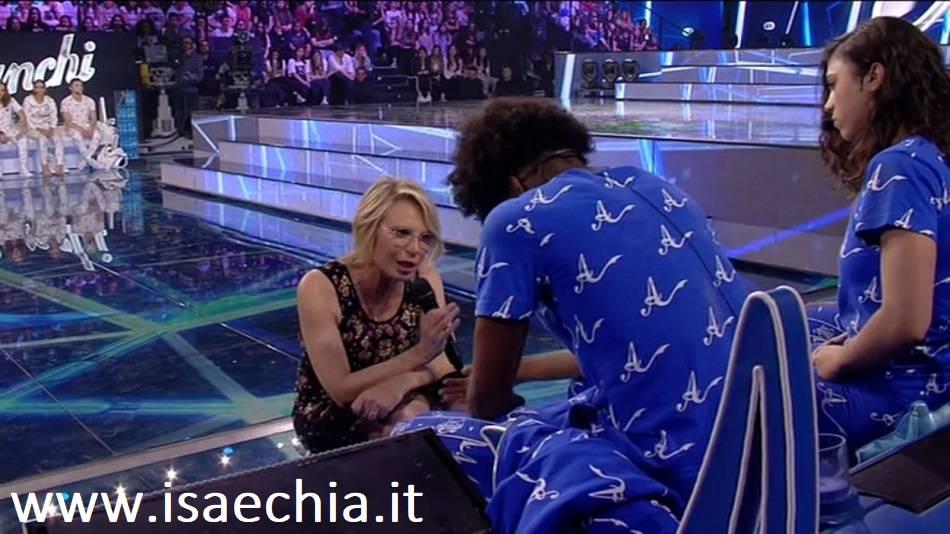 Amici 17, insulti ad Alessandra Celentano: