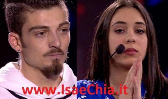 Daniele Rommelli e Sephora Ferrillo