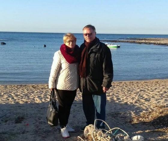 Francesco Turco e Antonia Parisi