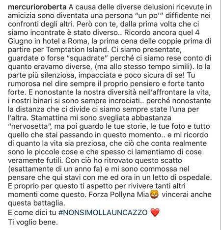 Georgette Polizzi torna a camminare: