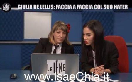 Giulia De Lellis e gli 'haters': l'ex gieffina ancora criticata