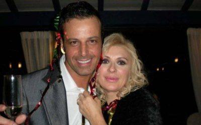 Tina Cipollari e Chicco Nalli