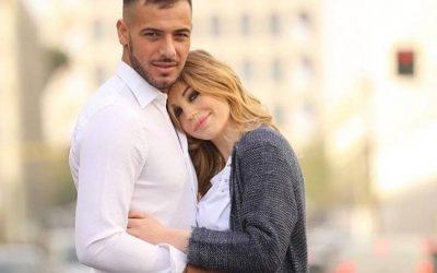 Aldo Palmieri e Alessia Cammarota