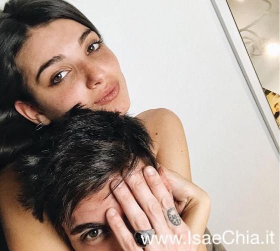 Alessandro Basile e Rebecca Staffelli
