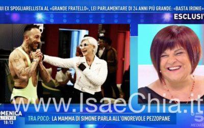 Domenica Live - Stefania Pezzopane