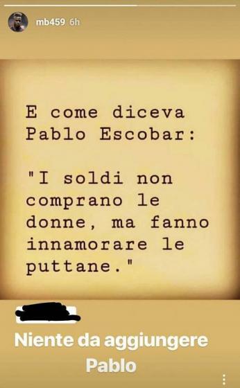 Instagram Balotelli