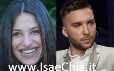 Ludovica Valli e Mattia Briga