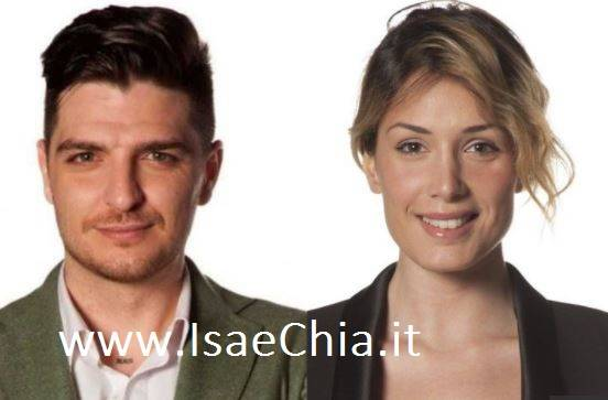 Luigi Mario Favoloso e Mariana Falace