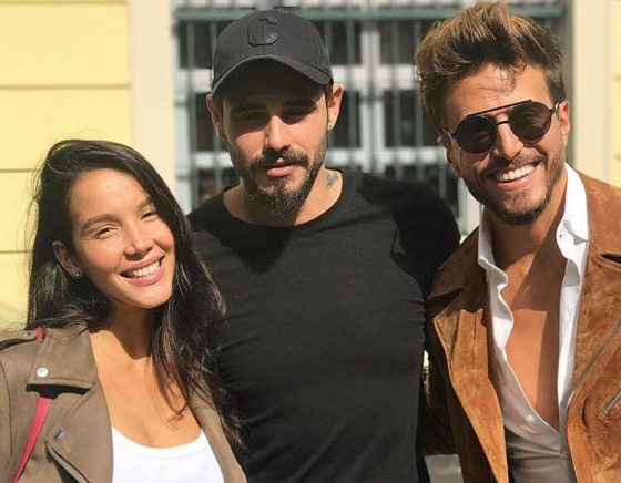 Paola Di Benedetto - Marco Ferri - Francesco Monte