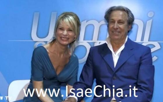 Trono Over - Armando Conti e Manuela Paoli