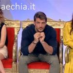 Trono classico - Sara Affi Fella, Mariano Catanzaro e Nilufar Addati