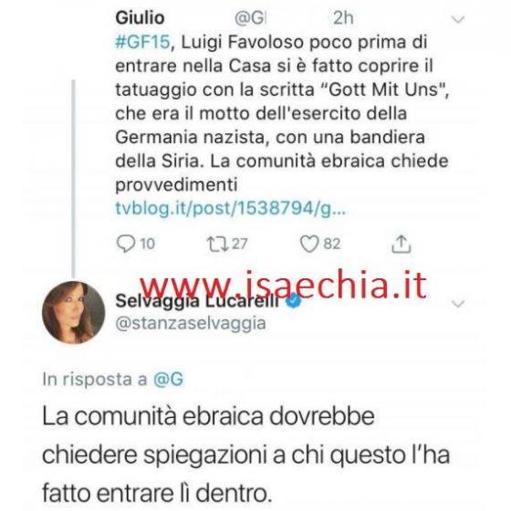 Twitter Lucarelli