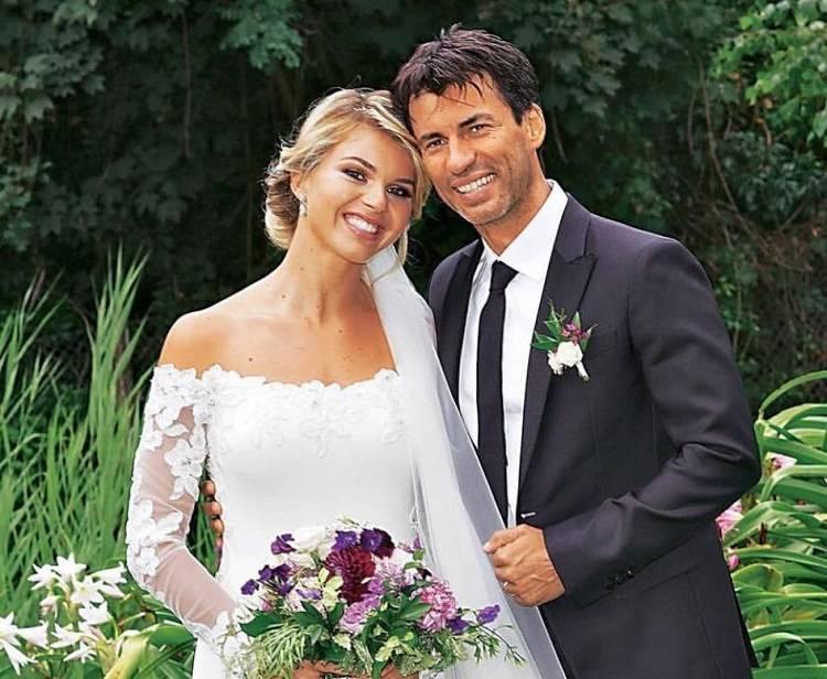 Kledi Kadiu a nozze con Charlotte: